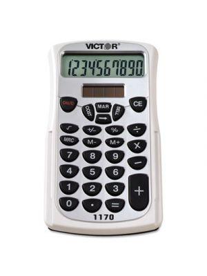 1170 Handheld Business Calculator w/Slide Case, 10-Digit LCD