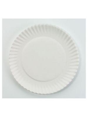 White Paper Plates, 6