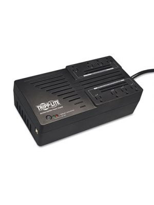 AVR550U AVR Series UPS Battery Backup System, 8 Outlets, 550 VA, 420 J