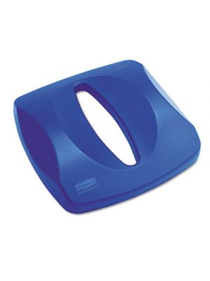 Untouchable Recycling Tops, 16 x 3 1/4, Blue