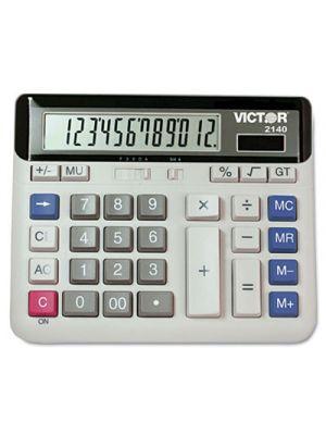 2140 Desktop Business Calculator, 12-Digit LCD