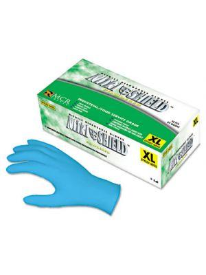 Single-Use Nitrile Gloves, Large