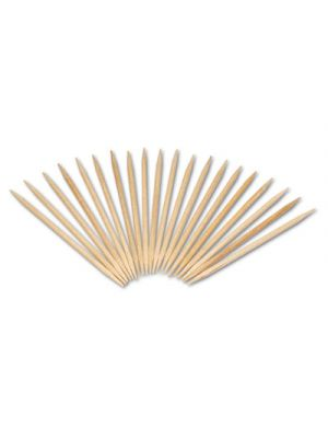 Round Wood Toothpicks, 2 1/2