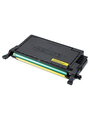 CLT-Y609S (SU561A) High-Yield Toner, 7000 Page Yield, Yellow