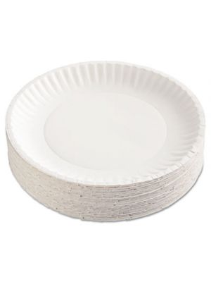 Gold Label Coated Paper Plates, 9