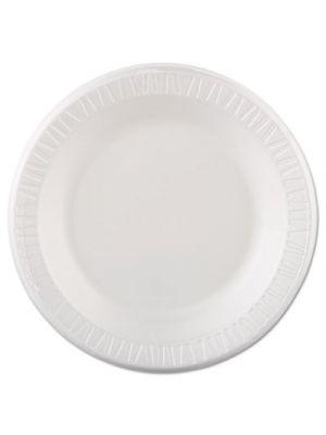 Quiet Classic Laminated Foam Dinnerware, Plate, 10 1/4