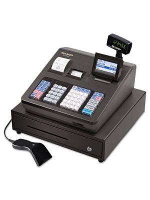 XE Series Cash Register w/Scanner, Thermal Printer, 7000 Lookup, 40 Clerks, LCD