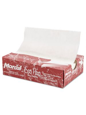 Eco-Pac Natural Interfolded Dry Wax Paper, 8