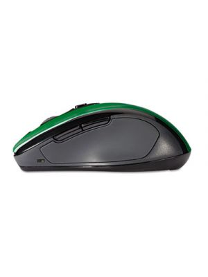 Pro Fit Mid-Size Wireless Mouse, Right, Windows, Emerald Green