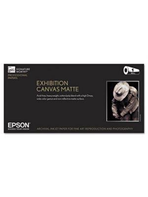Exhibition Canvas Matte, 17 x 22, 25 Sheets