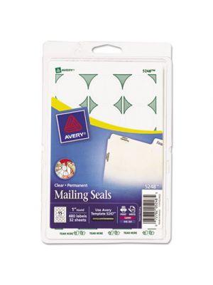 Printable Mailing Seals, 1