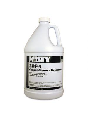 EDF-3 Carpet Cleaner Defoamer, 1 gal. Bottle, 4/Carton