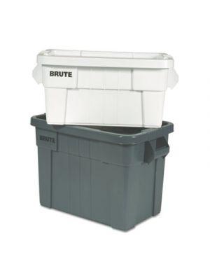 Brute Tote Box, 20gal,Gray