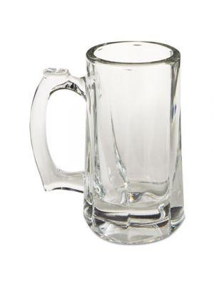 Glass Mugs & Tankards, Beer Stein, 10 oz, 5 7/8