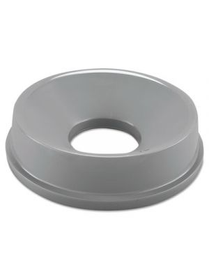 Untouchable Funnel Top, Round, 16 1/4 Diameter, Gray