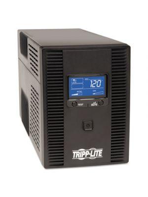 SMART1500LDT Digital LCD UPS System, 10 Outlets, 1500 VA, 650 J