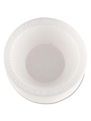Concorde Foam Bowl, 10 12oz, White, 125/Pack, 8 Packs/Carton
