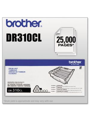 DR310CL Drum Unit, Black