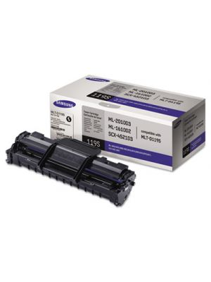 MLT-D119S (SU864A) Toner, 2000 Page-Yield, Black