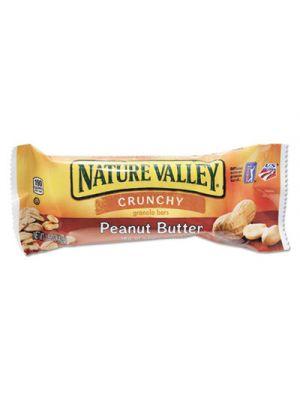 Nature Valley Granola Bars, Peanut Butter Cereal, 1.5oz Bar, 18/Box