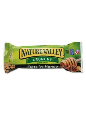 Nature Valley Granola Bars, Oats'n Honey Cereal, 1.5oz Bar, 18/Box
