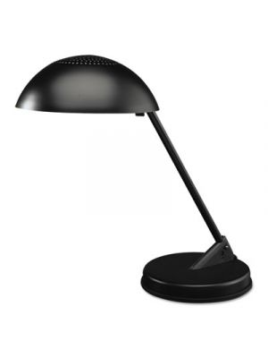 Incandescent Desk Lamp with Vented Dome Shade, 18