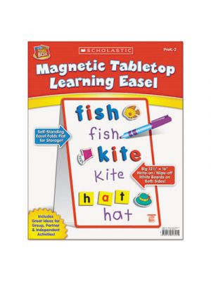 Magnetic Tabletop Learning Easel, Ages 4-7