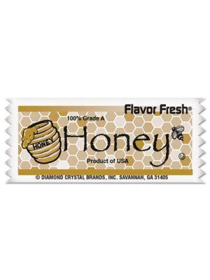 Flavor Fresh Honey Pouches, .317oz Packet, 200/Carton