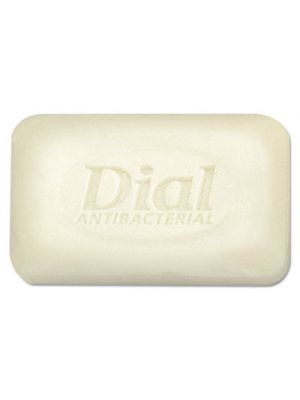 Antibacterial Deodorant Bar Soap, Unwrapped, White, 2.5oz, 200/Carton