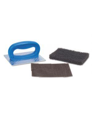 Griddle Pad Holder Kit, 4