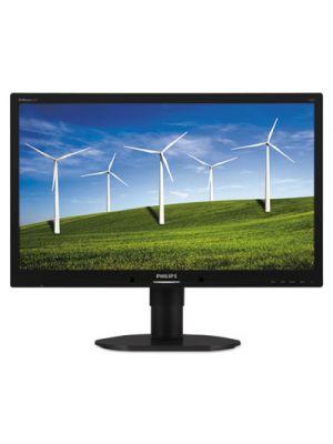 B-Line Brilliance Widescreen LCD Monitor, Power Sensor, 22
