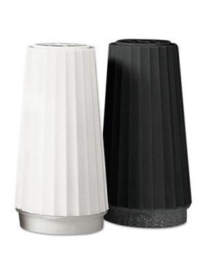 Classic Black Disposable Pepper Shakers, 1.5 oz, 48/Case
