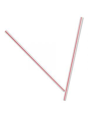 Unwrapped Hollow Stir-Straws, 5