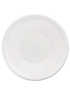 Quiet Classic Laminated Foam Dinnerware Bowls, 10-12 Oz, White, 125/Pk