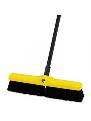 Medium Floor Sweeper, Polypropylene/Tampico, 18