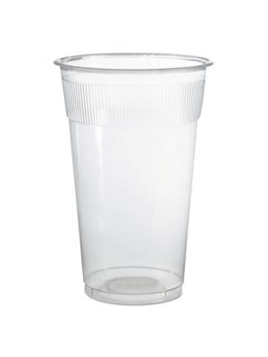Plastic Cups, 10 oz., Translucent, Individually Wrapped