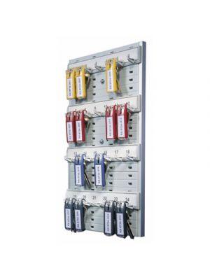 Key Rack, 24-Tag Capacity, 8 3/8