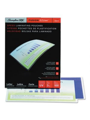 EZUse Thermal Laminating Pouches, 3mil, 11 1/2 x 9, 100/Box