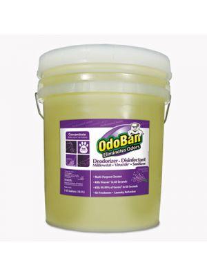 Concentrated Odor Eliminator, Lavender Scent, 5 gal Pail