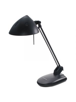 High-Output Three-Level Halogen Desk Lamp, 13-1/4