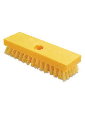 Deck Brush, Polypropylene Palmyra Fibers, 9