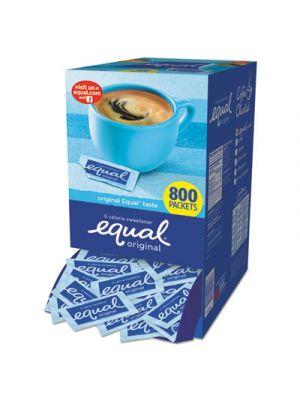 Zero Calorie Sweetener, 0.035 oz Packet, 800/Box