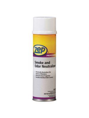 Smoke and Odor Neutralizer, Pleasant Scent, 20 oz Aerosol, 12/Carton