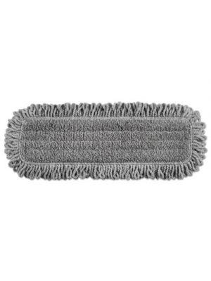 Pulse Executive Single-Sided Microfiber Dust Mop Head, 18