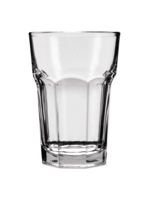 New Orleans Iced Tea Glasses, 14.5oz, Clear, 36/Carton