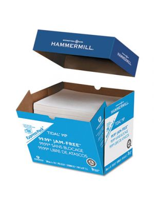 Tidal MP Paper Express Pack, 92 Brightness, 20lb, 8-1/2x11, White, 2500/Carton