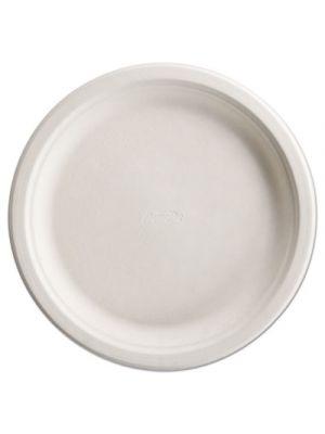 PaperPro Naturals Fiber Dinnerware, Plate, 10 1/2