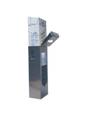 Cartridge In-Counter Napkin Dispenser, Metal, 7 1/2 x 20 x 5 2/5