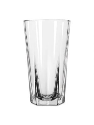 Inverness Glass Tumblers, Cooler, 15.25oz, 6 1/8