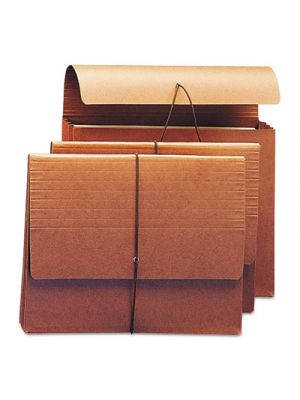 Expanding Wallet, 3-1/2 Inch Accordion Expansion, 11 3/4 x 9 1/2, Letter, 10/Box